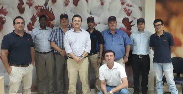 Grupo Alvorada recebe visita da RCL FOODS