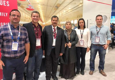 Alvorada Group meets with the Chief Executive of Middle East for Veterinary Supplies L.L.C company, UAE business partner