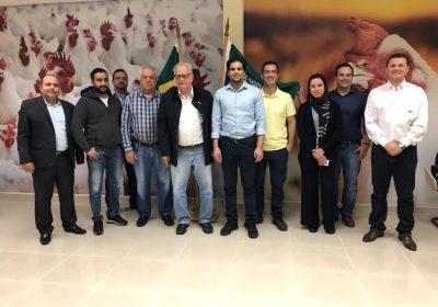 Alvorada Group welcomes Arasco Foods