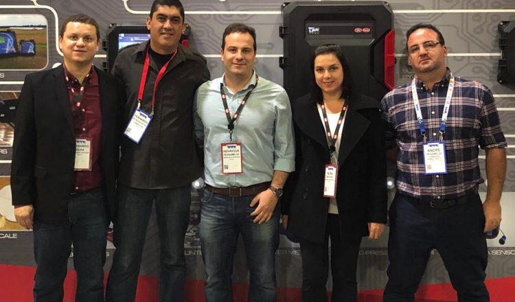 Grupo Alvorada marca presença na Feira de Atlanta (IPPE – International Production & Processing Expo)