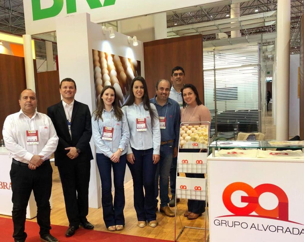 Alvorada Group attends to SIAVS 2019 with an exhibition stand